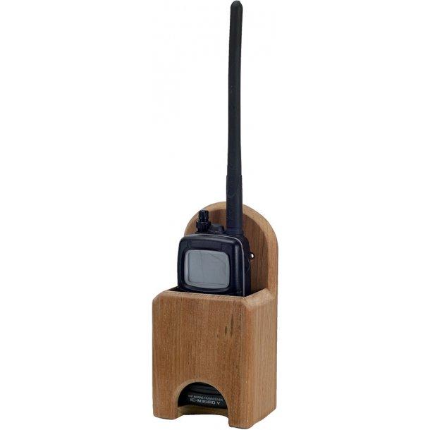 Holder til mobiltelefon/VHF
