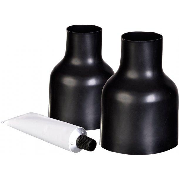 Håndledsmanchet t/tørdragt 1 /146cm - XS