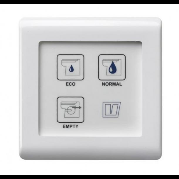 Elektronisk kontrolpanel tilTMW toilet