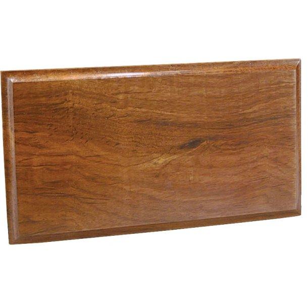 Ophængningsplade hardwood 120x220mm