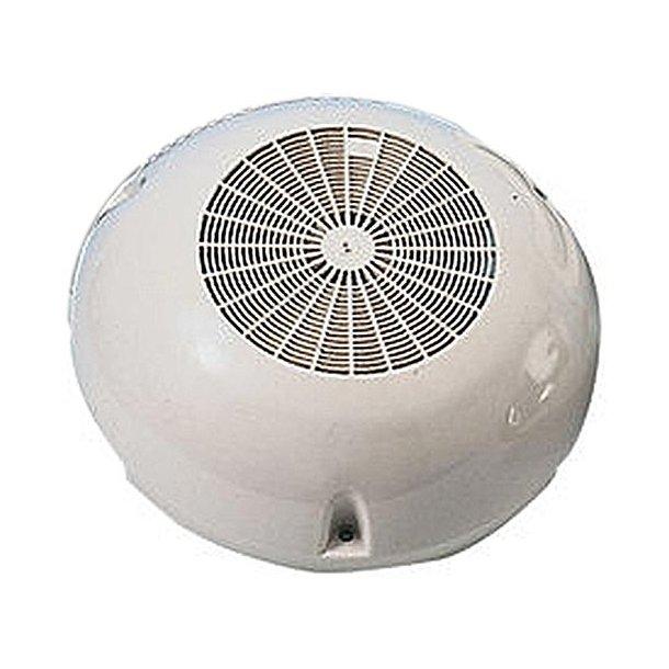 Ventilationskappe løs hvid plast