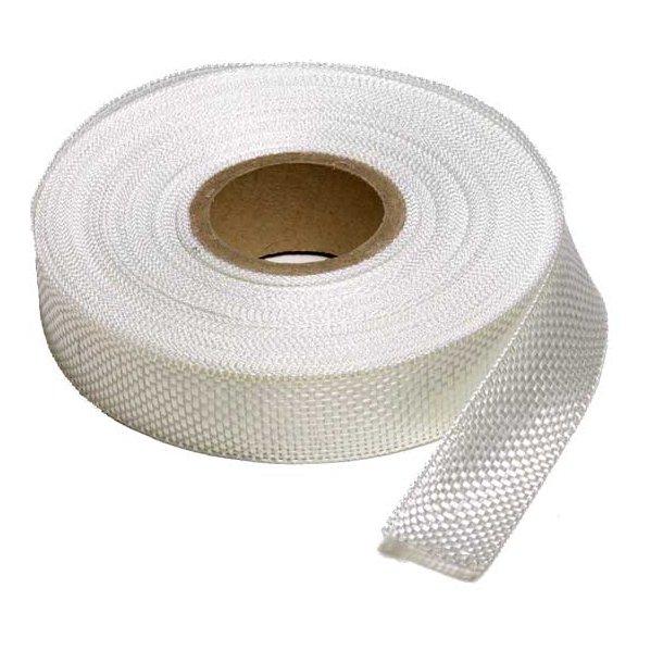 Glasfiber tape 200gr. 75mm. 5m.