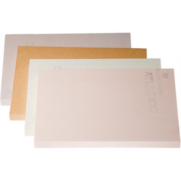 Skum PVC H75 10mm 102x108cm hel plade